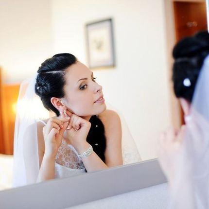 Свадебный образ: прическа, макияж, репетиция