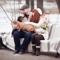 Свадьба A'la Russe. Елена и Кирилл.