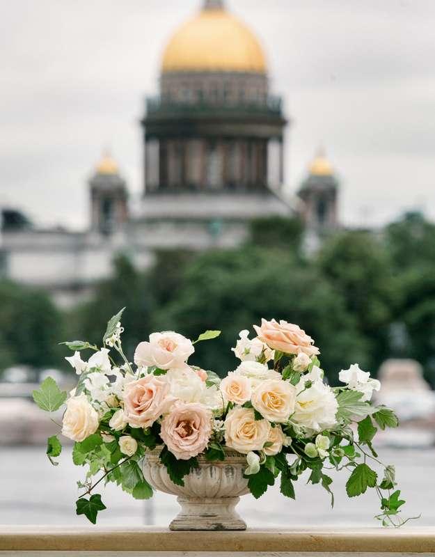 Свадебная флористика - фото 18262772 Фотограф Дмитрий Шентяпин