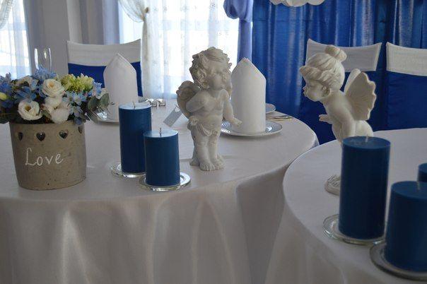 Фото 2537019 в коллекции Оформление свадеб и выездных регистраций - Барбарис studio - студия флористики, декора