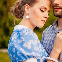 фотосъемка love story Марии и Александра в Киеве