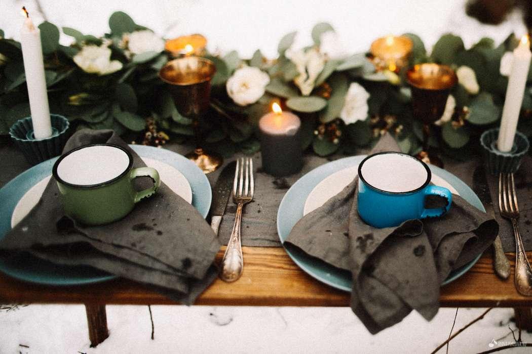 Фото 3648729 в коллекции Зимняя нордическая история - Студия декора Sacramento wedding
