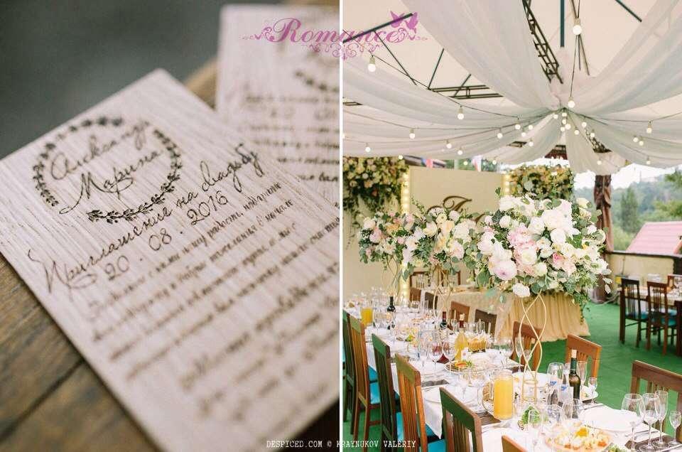 Свадьба в Крыму Свадебный банкет в Крыму - фото 12573300 Свадебное агентство Romance
