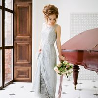 Morning bride. Oksana. 2017. fuji 400h