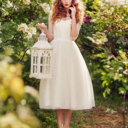 Свадебное платье Эми