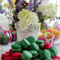 розово зеленая свадьба. детали