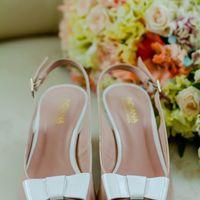 туфельки невесты. свадебные детали