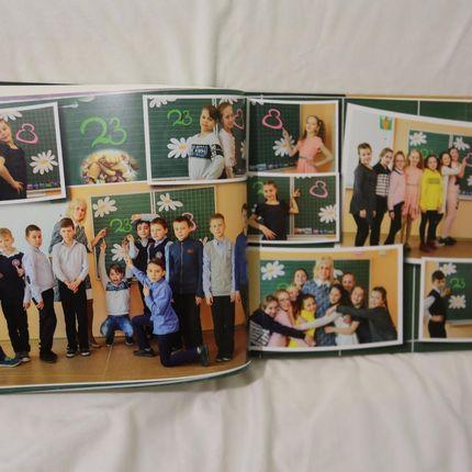 Фото книга школьная