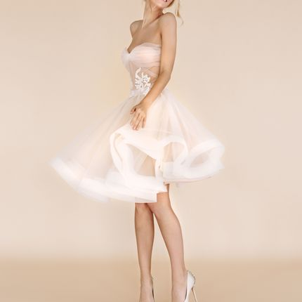 Свадебное платье Nude Soul