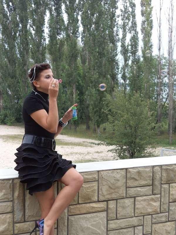 Леночка, спасибо - фото 8367944 Стилист-визажист Оксана Тропина