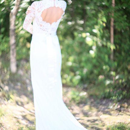 Свадебное платье Лунная ночь