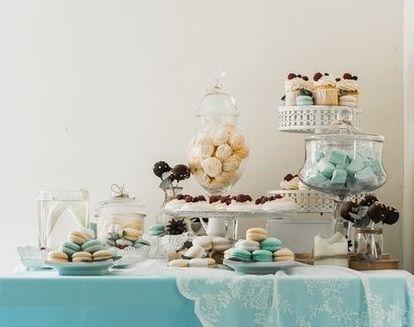 Сладкий стол - яркое и вкусное оформление вашего праздника - фото 3999503 Sweet - кафе-кондитерская