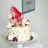 """Торт """"Сладкая россыпь""""  стоимость 1900 Р/кг - закажите торт за 1 месяц или ранее и получите каждый 3-ий кг в подарок"""