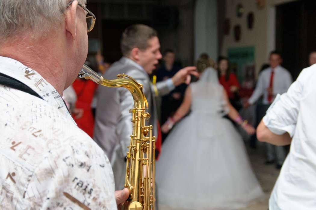 саксафонист на свадьбе - фото 6335385 Фотограф Моисеев Игорь