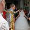 саксафонист на свадьбе