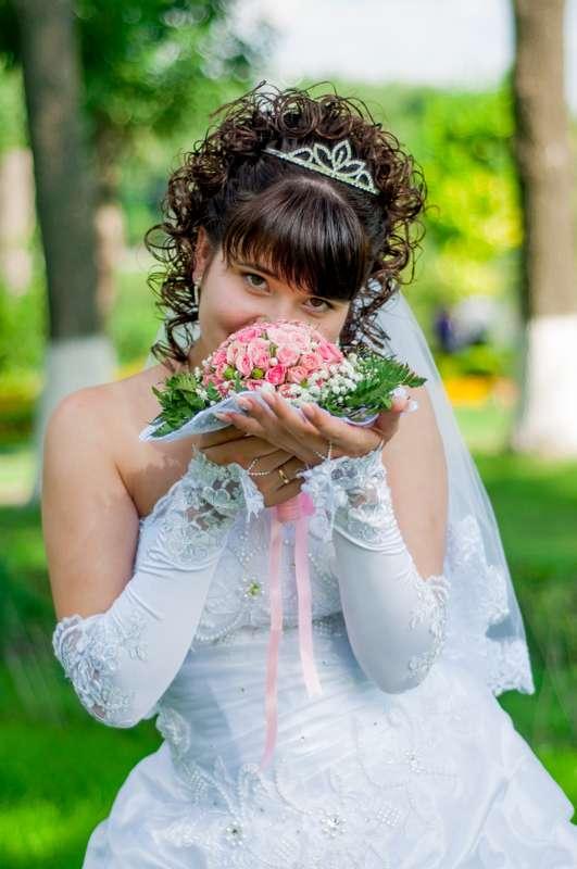 букет невесты - фото 1966723 Фотограф Красова Юлия
