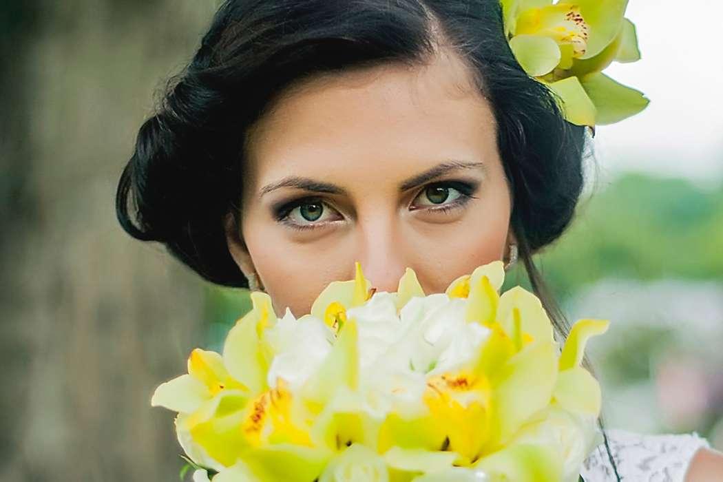 невеста и букет - фото 1966727 Фотограф Красова Юлия