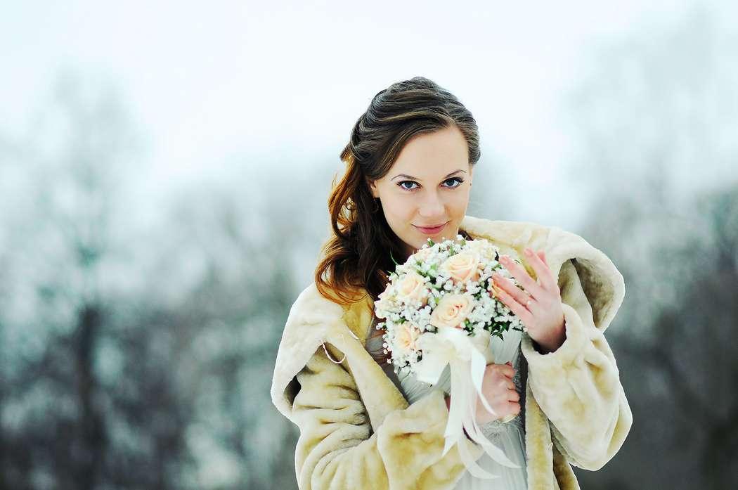 невеста и букет - фото 4512749 Фотограф Красова Юлия