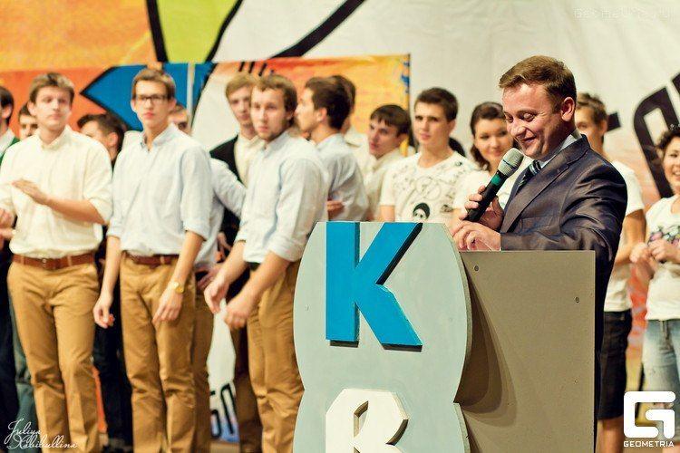 Высшая лига КВН РБ - фото 2000729 Денис Ганиев и Денис Стародубов - ведущие