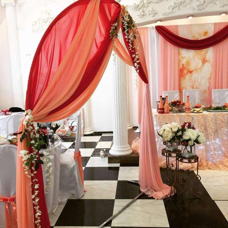 Декор выездной регистрации - фото 15916130 Декор, флористика от салона Елизаветы Шереметьевой
