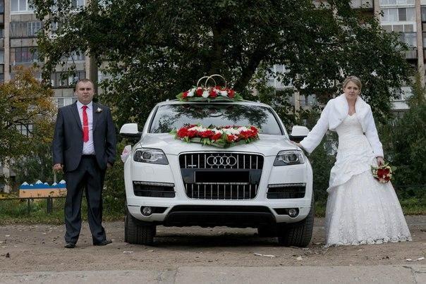 Audi Q7 new - аренда от 1500р/час - фото 2123190 Drive cars - аренда транспорта