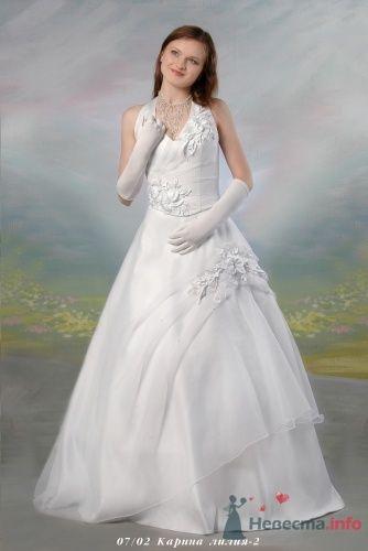 """Карина, лилия (2) - фото 15046 Свадебный салон """"Хельга"""""""