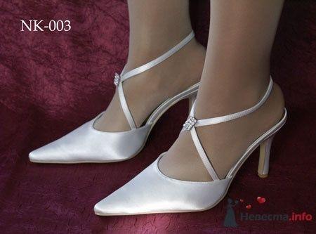 """Фото 15122 в коллекции Свадебная обувь - Свадебный салон """"Хельга"""""""
