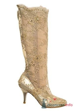 """Фото 15135 в коллекции Свадебная обувь - Свадебный салон """"Хельга"""""""