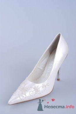 """Фото 15136 в коллекции Свадебная обувь - Свадебный салон """"Хельга"""""""