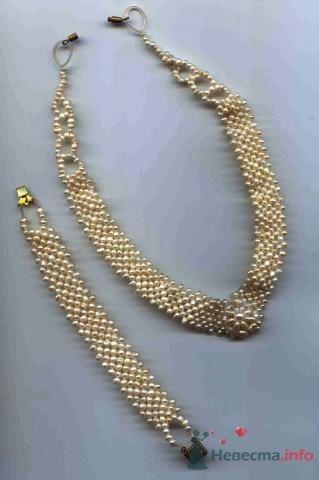 Фото 18481 в коллекции Жемчужные украшения... - elkatrin