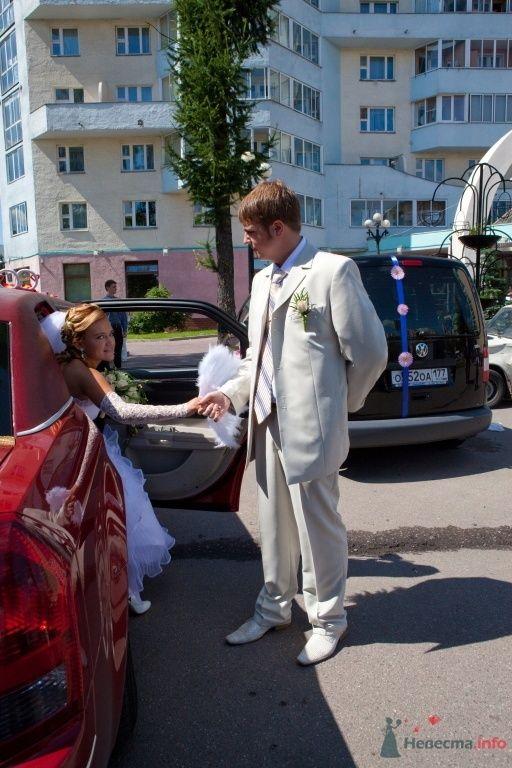 Фото 41852 в коллекции Наша зажигательная Свадьба!11.07.2009 - КатёночкаИзЗелика