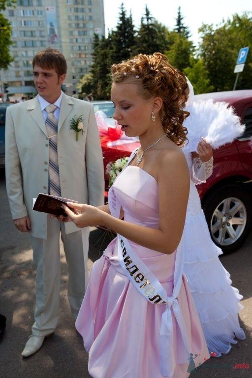 Фото 41853 в коллекции Наша зажигательная Свадьба!11.07.2009 - КатёночкаИзЗелика