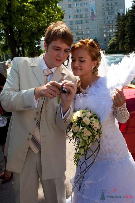 Фото 41854 в коллекции Наша зажигательная Свадьба!11.07.2009 - КатёночкаИзЗелика
