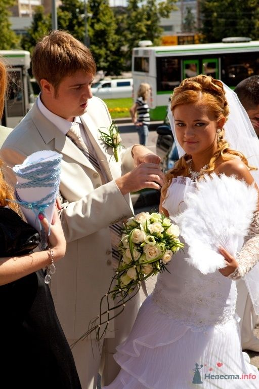 Фото 41855 в коллекции Наша зажигательная Свадьба!11.07.2009 - КатёночкаИзЗелика