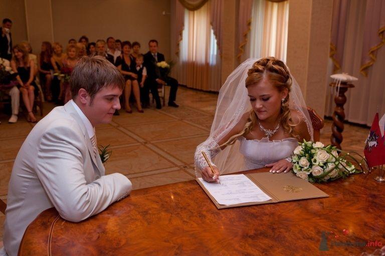 Фото 41863 в коллекции Наша зажигательная Свадьба!11.07.2009 - КатёночкаИзЗелика