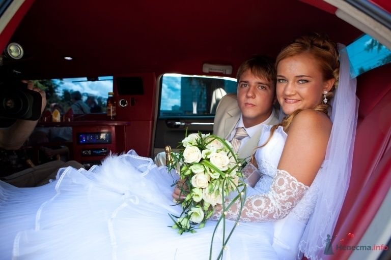 Фото 41875 в коллекции Наша зажигательная Свадьба!11.07.2009