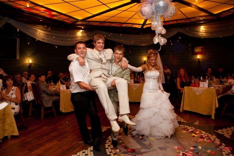 Фото 41905 в коллекции Наша зажигательная Свадьба!11.07.2009