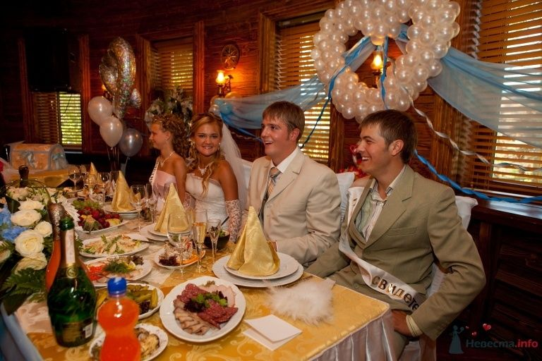 Фото 41906 в коллекции Наша зажигательная Свадьба!11.07.2009