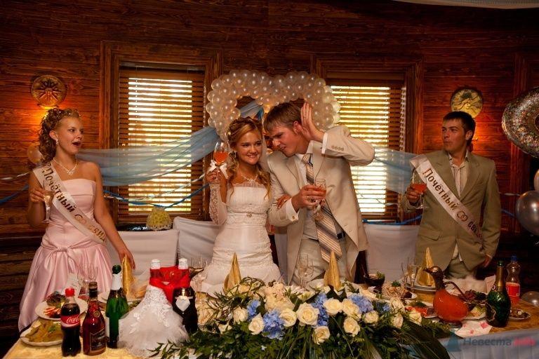 Фото 41907 в коллекции Наша зажигательная Свадьба!11.07.2009
