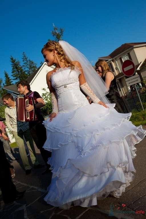 Фото 41911 в коллекции Наша зажигательная Свадьба!11.07.2009 - КатёночкаИзЗелика