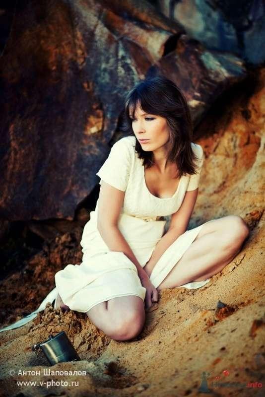Фото 53750 в коллекции Trash-the-dress или Хмурое утро невесты - Свадебные фотографы StoryOfMoments