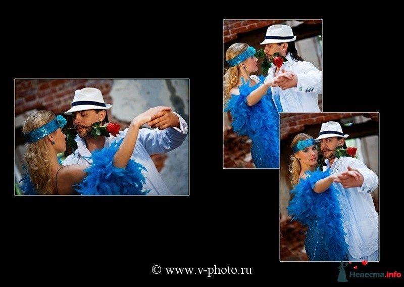 """Фото 94520 в коллекции Тематическая фотосъёмка-лавстори """"Гангстеры"""", развороты фотокниги"""