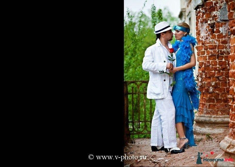 """Фото 94522 в коллекции Тематическая фотосъёмка-лавстори """"Гангстеры"""", развороты фотокниги - Свадебные фотографы StoryOfMoments"""