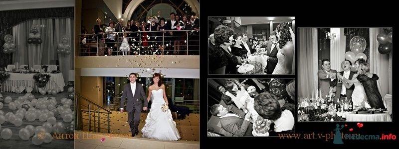 Фото 107683 в коллекции Свадебная фотокнига Владимира и Ирины. 12.02.2010 - Свадебные фотографы StoryOfMoments