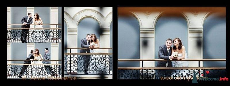 Фото 107686 в коллекции Свадебная фотокнига Владимира и Ирины. 12.02.2010 - Свадебные фотографы StoryOfMoments