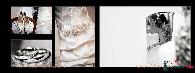 Фото 107704 в коллекции Свадебная фотокнига Владимира и Ирины. 12.02.2010 - Свадебные фотографы StoryOfMoments