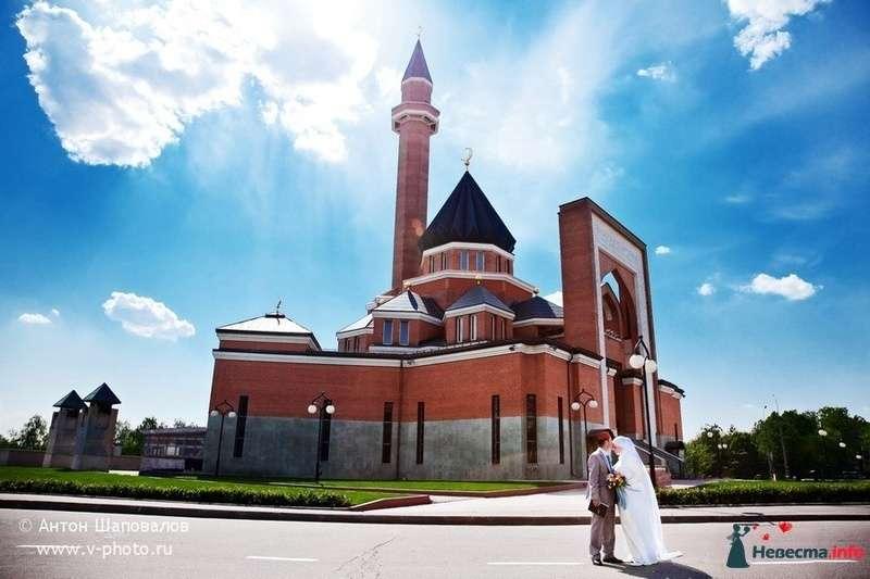 Фото 108539 в коллекции Ольга (ribca_saghira) и Абдельхади. 13 мая 2010. - Свадебные фотографы StoryOfMoments