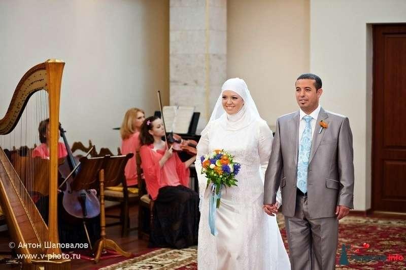 Фото 110273 в коллекции Ольга (ribca_saghira) и Абдельхади. 13 мая 2010. - Свадебные фотографы StoryOfMoments