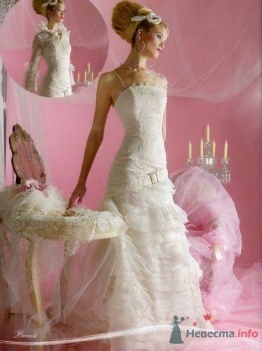 Свадебное платье Beaute - фото 13817 Невеста01