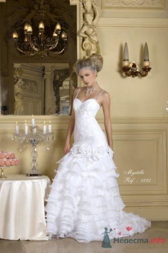 Свадебное платье Myrtille - фото 13818 Невеста01